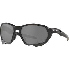 Oakley Plazma Sunglasses Men matte black/prizm black polarized